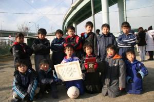 2005年度SL青葉区冬季サッカー大会