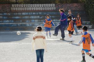 【青葉FCフォトアルバム】2010年度 初蹴り