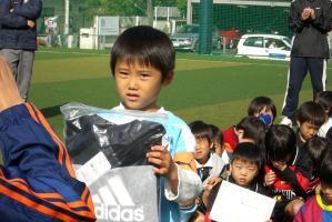 2010Jフロンテッジカップ幼稚園生大会 優勝
