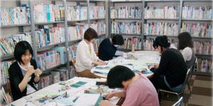 茨城県土浦市立図書館