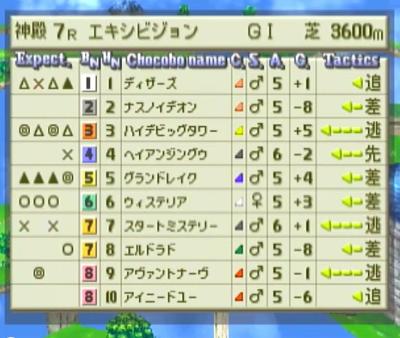 古代種記念予選4-1