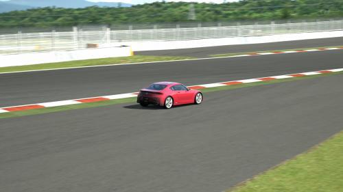 富士スピードウェイ F_3