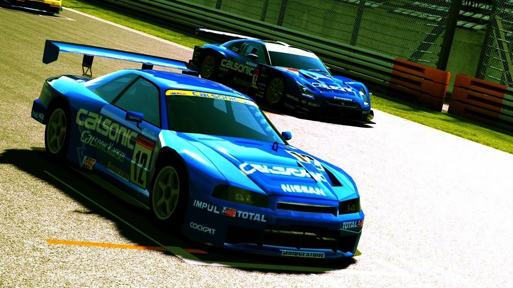 レースカーパレード3