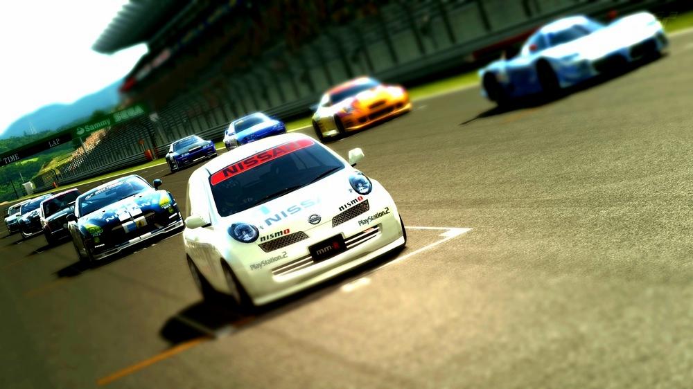 レースカーパレード4