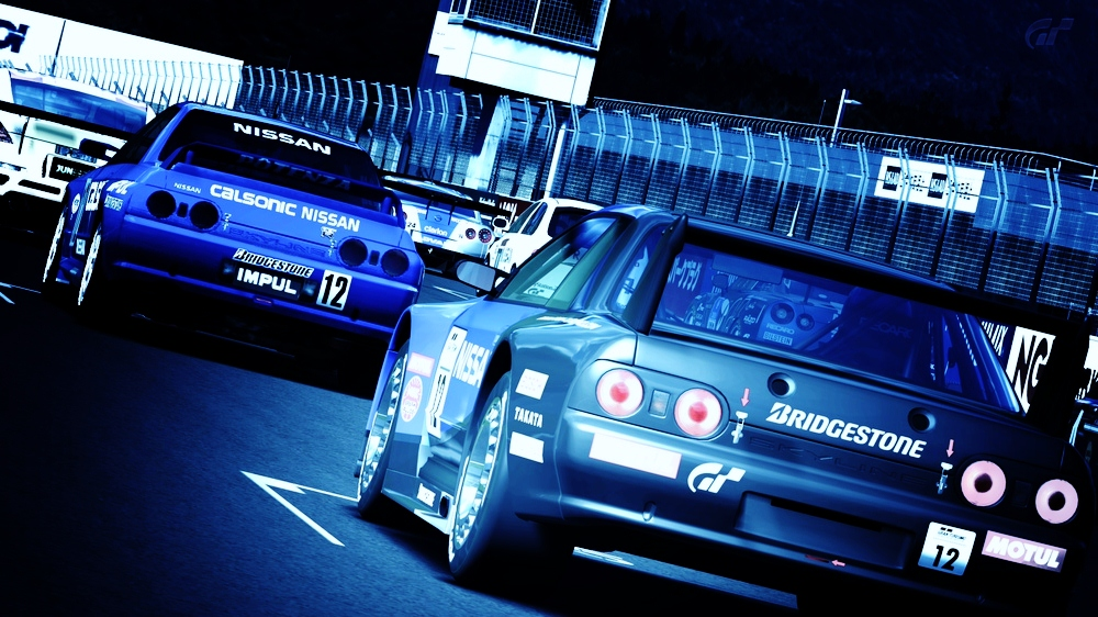 レースカーパレード5