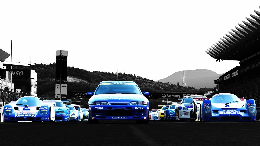 レースカーパレード6