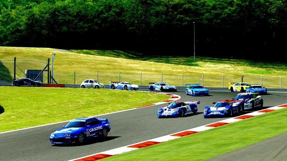 レースカーパレード7