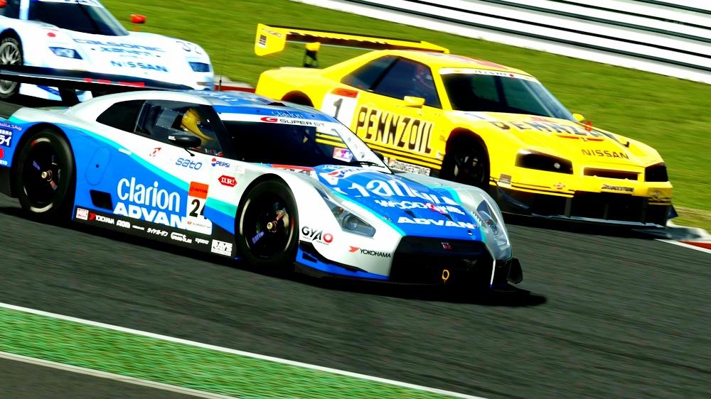 レースカーパレード8