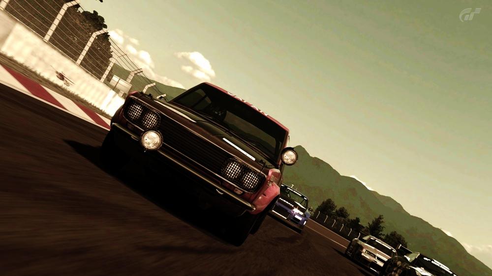 レースカーパレード9