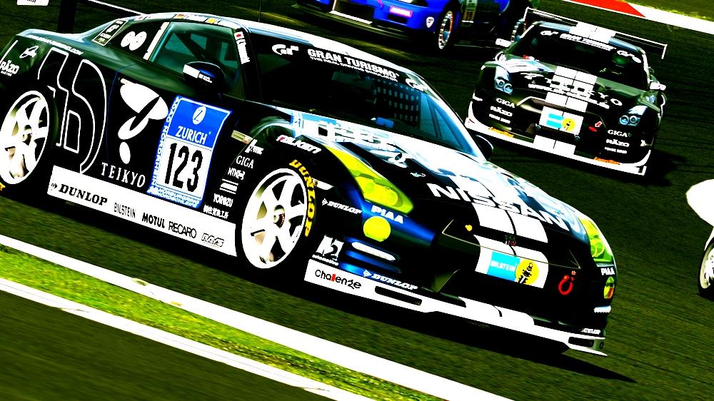 レースカーパレード10