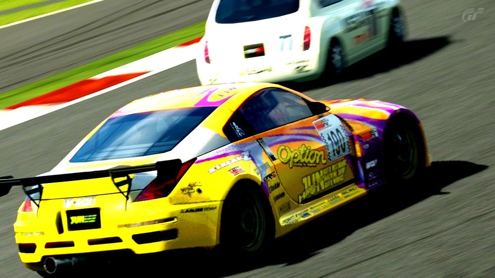 レースカーパレード11