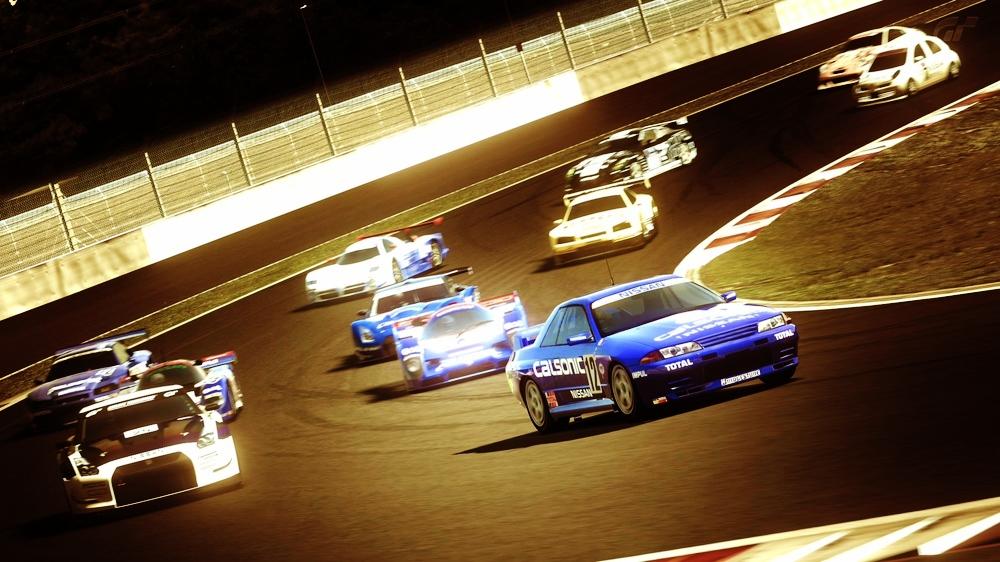 レースカーパレード13