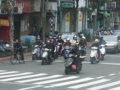 台湾 スクーター