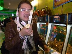 台湾 ゲームセンター