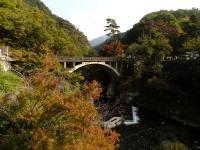 昇仙峡・長澤橋