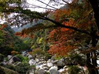 昇仙峡・覚円峰付近