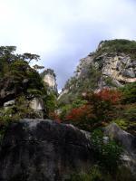 昇仙峡・覚円峰1