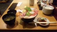 近江町市場・海鮮丼