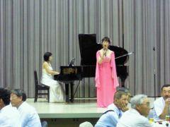 まりさんと舞台で