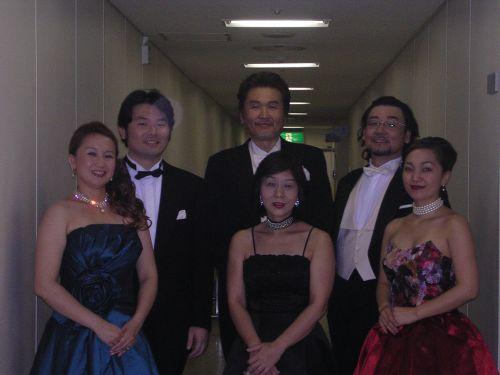 海老名成田コンサート集合写真