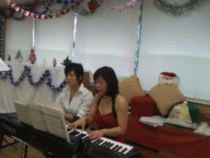 やんものクリスマス剣の舞2
