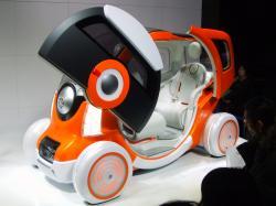 モーターショー20100218-1