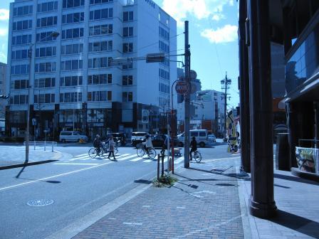 新栄町から4