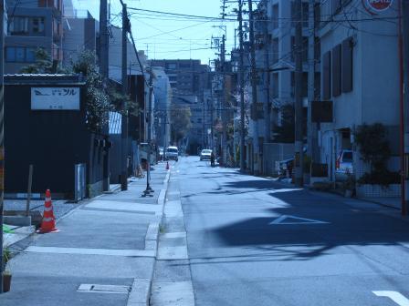 新栄町から8