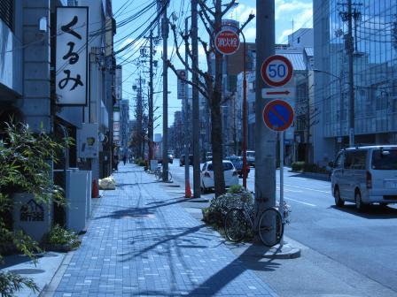 飯田街道から3
