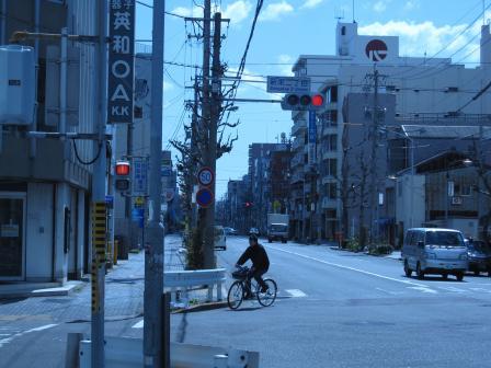 飯田街道から4