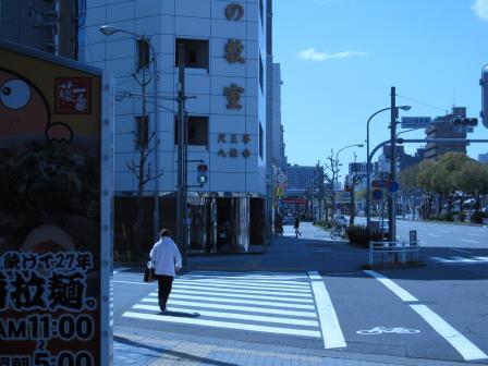 飯田街道から2
