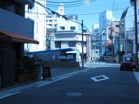 飯田街道から6