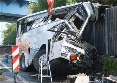 高速夜行バス事故