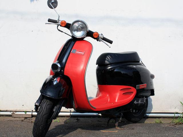 ジョルノDX黒赤 002