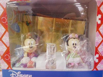 ミッキー雛人形