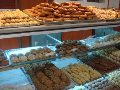トルコのお菓子
