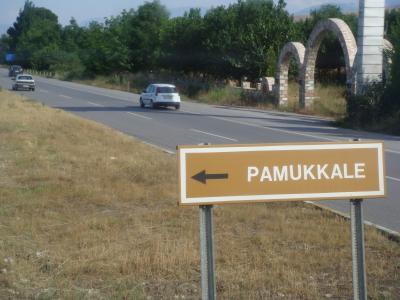パムッカレへ