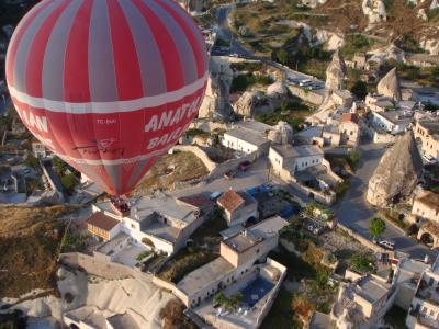 トルコ6日目気球③
