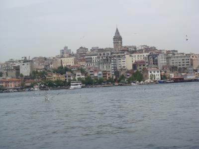 イスタンブールの景色