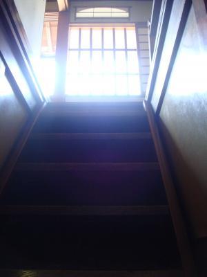 2階もあるよ