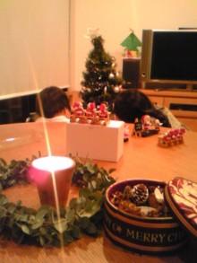 $mariのブログ-クリスマスコラボ