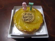 香りの魔法に魅せられて-ケーキ