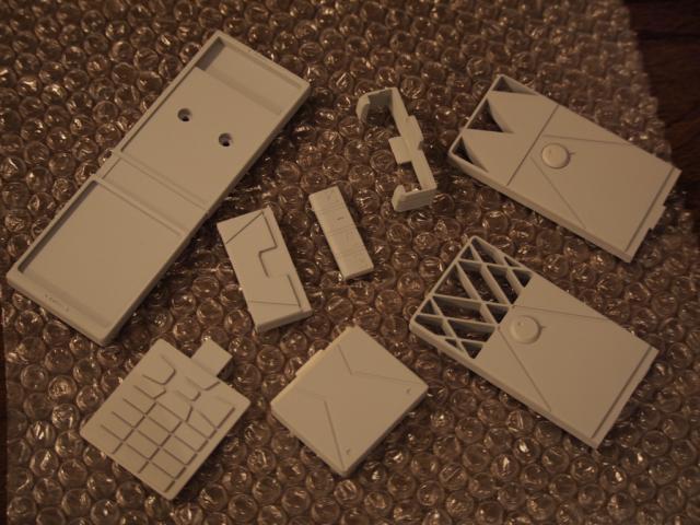 オカリン携帯Ver2 全部品