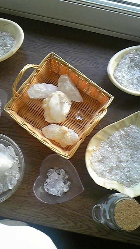 ヒマラヤ水晶大