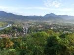 ルアンプラバンの町