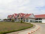 ルアンプラバンの空港
