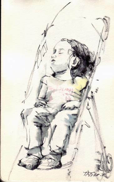 メトロマニラでの子どもblog