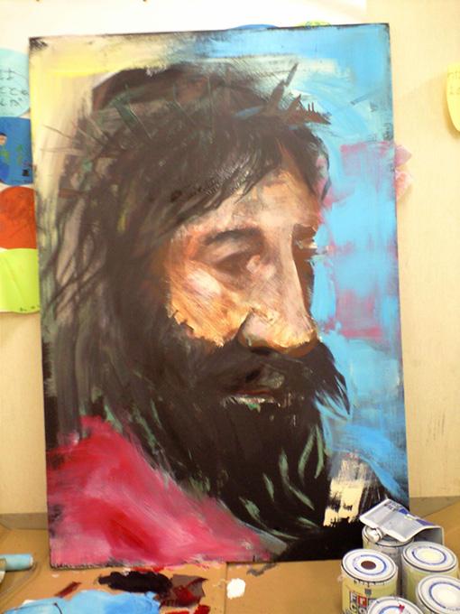 jesus肖像for blog
