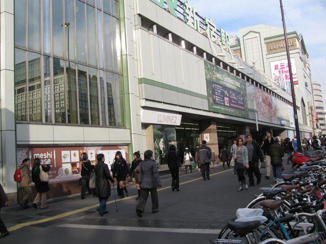10.12.1-1新宿駅
