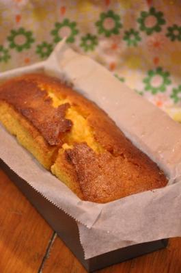 04  焼きたてレモンケーキ